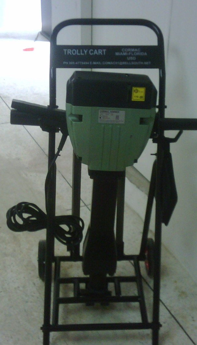 Demoledor elctrico piccini venezuela - Martillo cincelador electrico ...